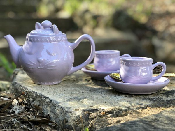 Kids Teapot Cup Saucer Set for hire melbourne