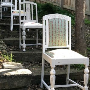 vintage chairs for hire Melbourne